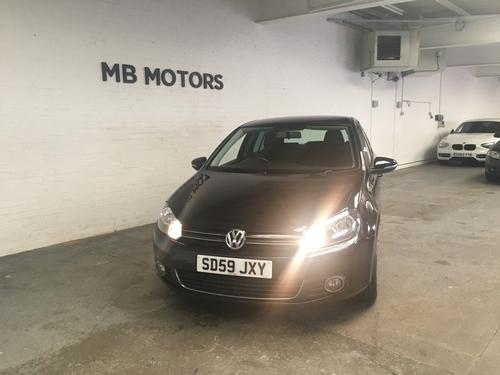 Volkswagen Golf doors