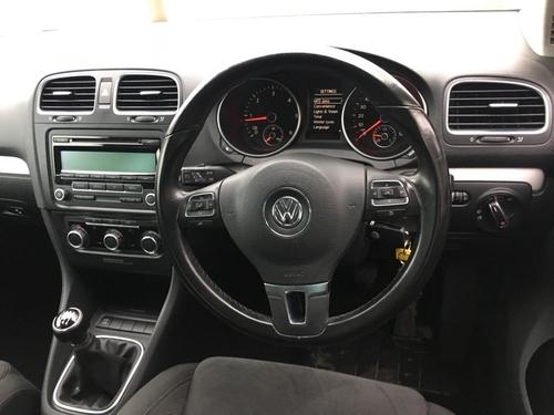 Volkswagen Golf engine