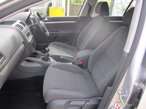 Volkswagen Golf Silver