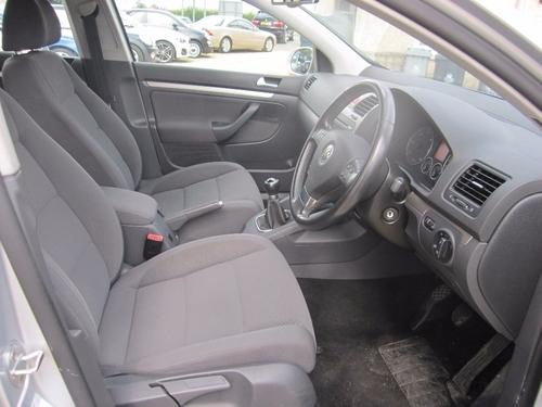 Volkswagen Golf seat