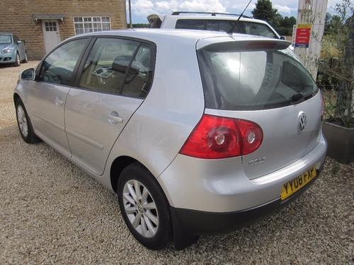 Volkswagen Golf windscreen