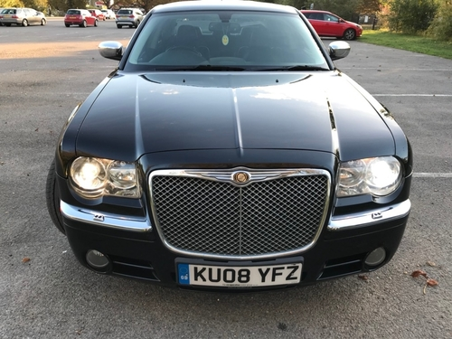 Used Chrysler 300C CRD V6 LUX on Finance in Surbiton £84.21 per ...