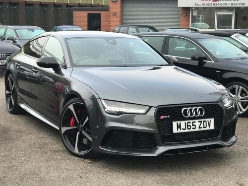 Used Audi Rs7 On Finance From 50 Per Month No Deposit