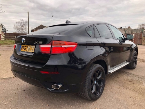 used bmw x6 40d auto xdrive on finance in london per month no deposit. Black Bedroom Furniture Sets. Home Design Ideas