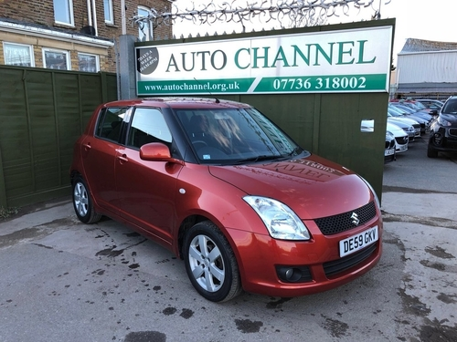 used suzuki swift glx on finance in london 75 79 per month no deposit rh carsnitch co uk