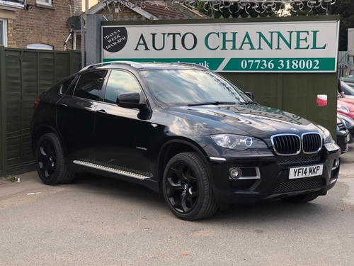 Used Bmw X6 On Finance From 163 50 Per Month No Deposit