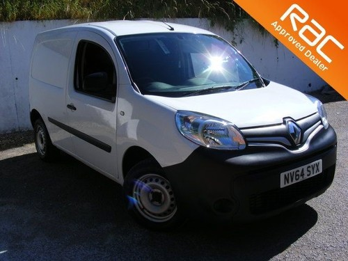 Used Renault KANGOO ML19 DCI WITH 2 KEYS, CENTRAL LOCKING AND ...