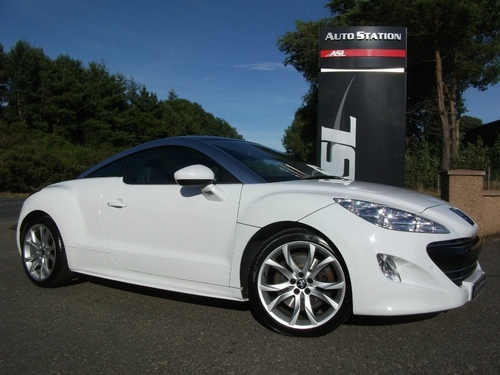 Used Peugeot RCZ HDi GT on Finance in Elgin £207.52 per month no deposit