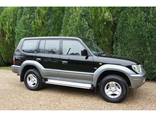 Used Toyota LAND CRUISER COLORADO on Finance from £50 per