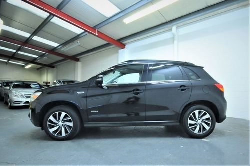 Used Mitsubishi Asx 2 3 Di D 4 5d On Finance In West