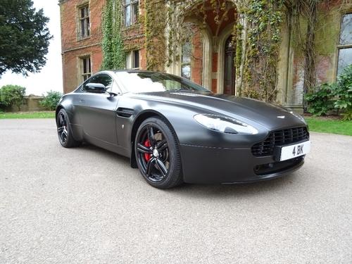 Used Aston Martin VANTAGE V Sportshift On Finance In Hoddesdon - Aston martin dbc price