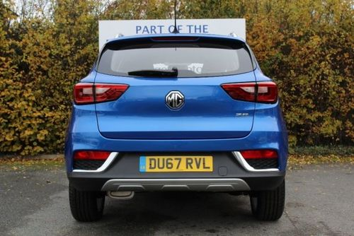 Used Mg Zs 1 5 Vti Tech Excite Suv 5dr On Finance In