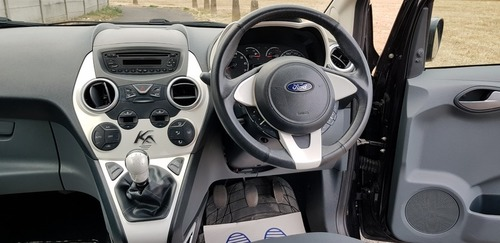 Ford Ka Dashboard