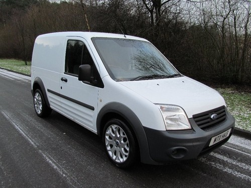 used ford transit connect tdci t200 swb panel van 4dr dpf on finance