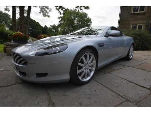 Used Aston Martin DB Seq On Finance In Chesterfield Per - Used aston martin db9