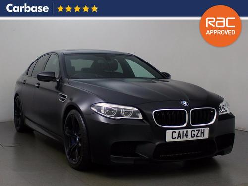 Used bmw m5 m5 4dr dct on finance in bristol 84206 per month no bmw m5 black sciox Images