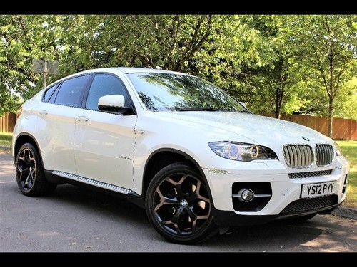 used bmw x6 3 0 40d xdrive 5dr on finance in cardiff 461. Black Bedroom Furniture Sets. Home Design Ideas