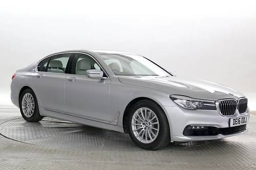 Used BMW 7 SERIES 44 On Finance In London GBP100353 Per Month