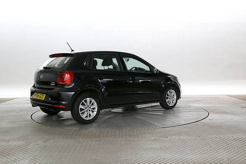 Volkswagen Polo boot