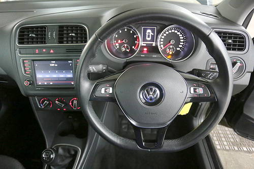 Volkswagen Polo Black