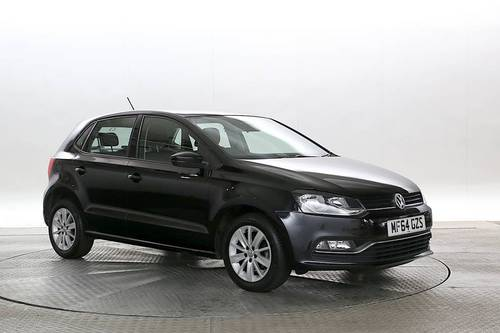 Volkswagen Polo alloy