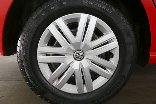 Volkswagen Polo back
