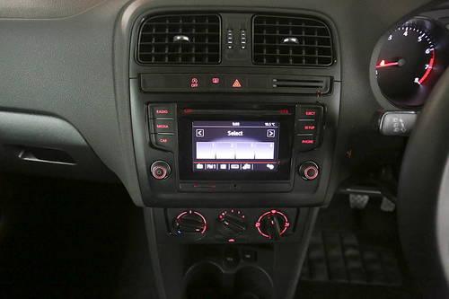 Volkswagen Polo speakers