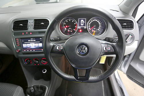 Volkswagen Polo seat