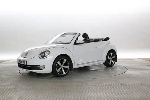 Volkswagen Beetle speakers