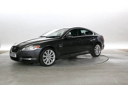 Charming Jaguar XF London Design