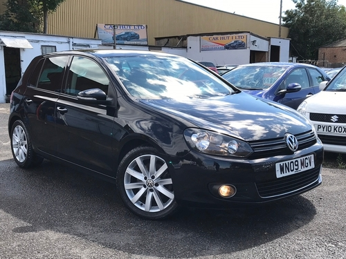 Volkswagen Golf finance