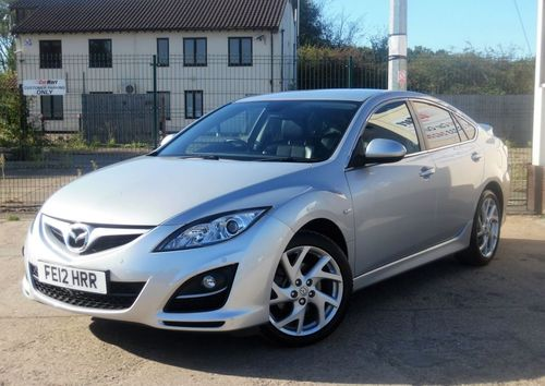 Used Mazda 6 2 0 Takuya 5d 155 On Finance In Peterborough 163 161 49 Per Month No Deposit