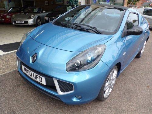 Renault Wind gps