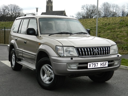 toyota en km at occasion of land voiture cruiser cyl used hzj