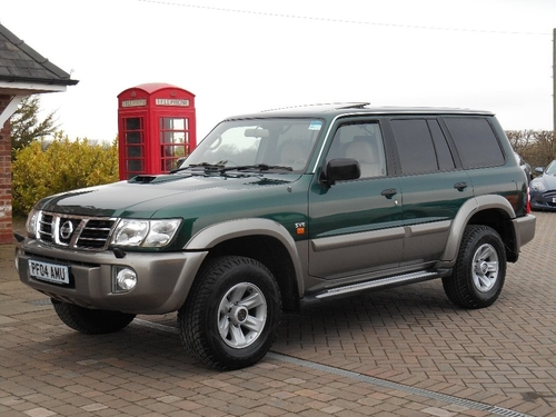 Used nissan patrol on finance from 50 per month no deposit for Nissan motor finance customer service