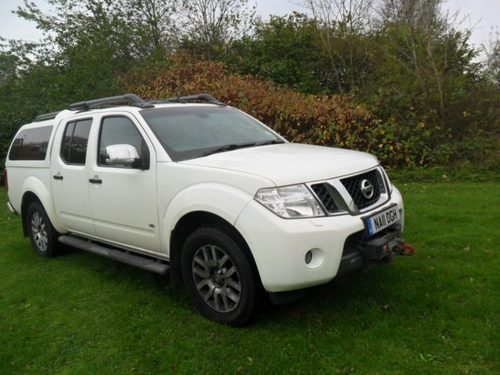 Used nissan navara in county durham on finance from 50 for Nissan motor finance corporation