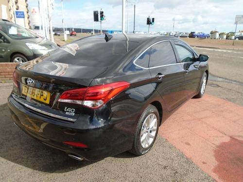 Hyundai i40 alloy wheels