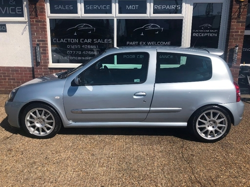 Used Renault Clio 16v Sport On Finance In Clacton On Sea Make Your Own Beautiful  HD Wallpapers, Images Over 1000+ [ralydesign.ml]