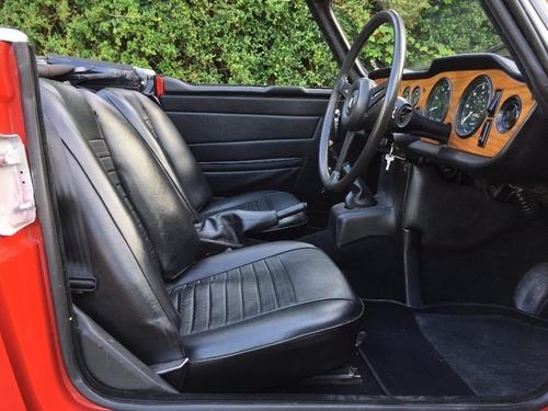 Used Triumph Tr6 Convertible On Finance In Birkenhead 53038 Per
