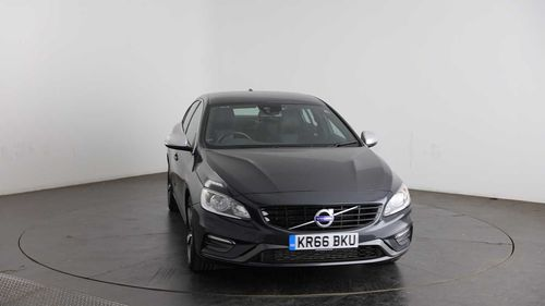 used volvo s60 d4 r design nav winter pack on finance in. Black Bedroom Furniture Sets. Home Design Ideas