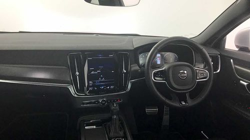 used volvo s90 d5 powerpulse awd r design automatic on. Black Bedroom Furniture Sets. Home Design Ideas