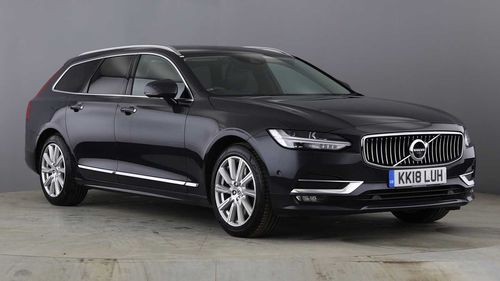 used volvo v90 d5 powerpulse awd r design automatic on. Black Bedroom Furniture Sets. Home Design Ideas