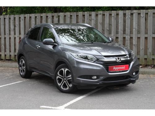 used honda hr v on finance from 50 per month no deposit. Black Bedroom Furniture Sets. Home Design Ideas