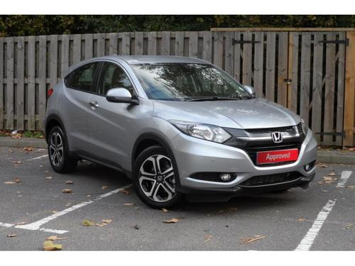 used honda hr v se navi s s on finance in. Black Bedroom Furniture Sets. Home Design Ideas