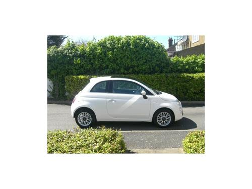 Used Fiat 500 Lounge S S On Finance In Romford 163 114 77