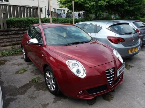 Used Alfa Romeo MITO 16V LUSSO on Finance in Holmfirth £87.55 per ...
