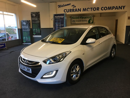 Used hyundai i30 in fife on finance from 50 per month no for Hyundai motor finance corporate office