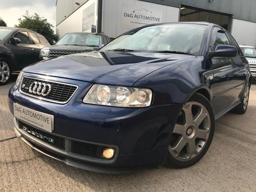 Used Audi S3 Quattro On Finance In Burton Upon Trent 9205 Per