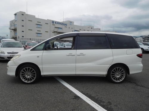 Used Toyota Previa Vvt I T Spirit On Finance In Bradford 163