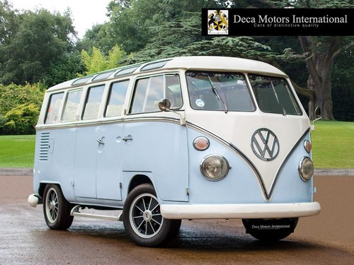 Vw Camper Van >> Used Volkswagen Campervan Camper Van Lhd On Finance In London